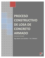 proceso constructivo de losa de concreto armado.pdf