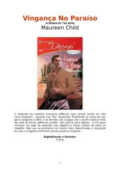 Maureen Child - Fantasias 01 - Vingança no paraiso  - Desejo 91.doc