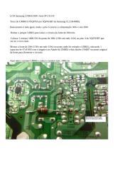 LCD Samsung LN40A330J1 fonte IP.doc
