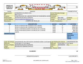 173. ORDEN DE COMPRA REJILLAS.xlsx