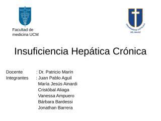 Insuficiencia Hepática Crónica.ppt