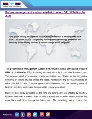 Battery management system market.pdf