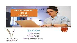 SAP BOBI Course Content PPT.pptx