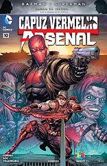 Capuz Vermelho e Arsenal #10 (2016) (DarkseidClub).cbr
