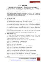 tcvn 3890 - 2009 ptien pccc cho nha va ctrinh - tbi bo tri ktra bao duong.pdf