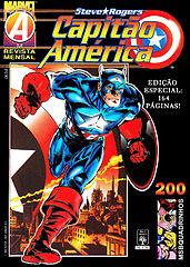Capitão América - Abril # 200.cbr