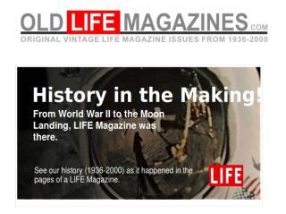 Life Magazine.pptx