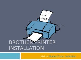 Brother printer installation (1).pptx