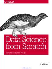 Data Science from Scratch.pdf