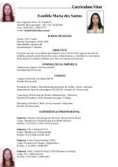 Ivanilda Curriculum.doc