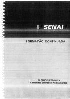 Apostila de Comandos Elétrico (SENAI).pdf