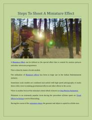 Steps to Shoot a Miniature Effect.pdf