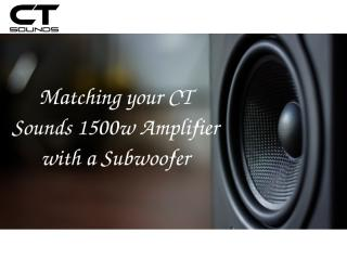 1500w rms Amplifier.ppt