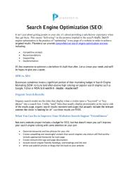 Search Engine Optimization - Ecommerce Website Design.pdf