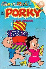 porky y sus amigos ed. andina # 3-01 por eliaslr.cbr