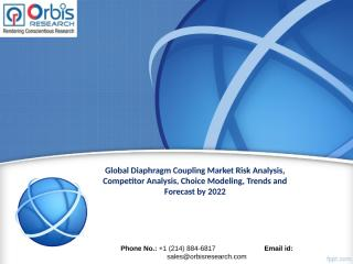 Global Diaphragm Coupling Market Research Report by 2022.ppt