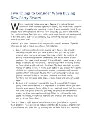 Two Things to Consider When Buying New Party Favors.pdf