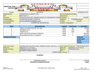 175. ORDEN DE COMPRA MATERIAL.xlsx